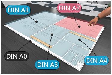 Format Dina2